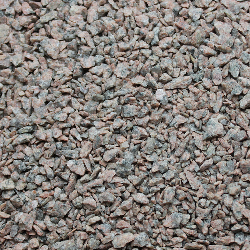 Colorado Red Granite : Red granite stonepack aggregate supplies